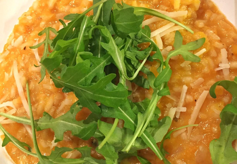 Butternut Squash Risotto - easy risotto for kids - Saucepan Kids