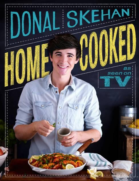 Donal Skehan - HomeCooked Tour