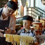 Pasta Masterclass at Jamie's Italian