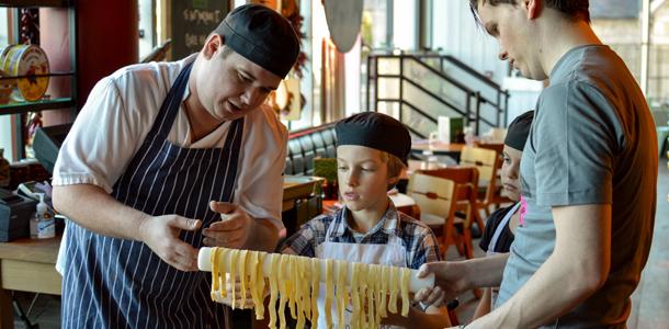 pasta master class jamies italian