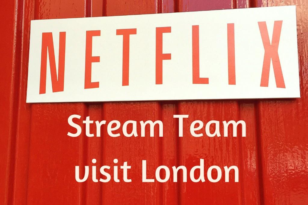 Stream Team Visit London