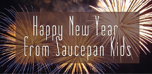 Happy New Year from Saucepan Kids