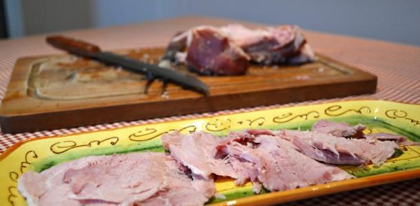 mummy's boiled ham