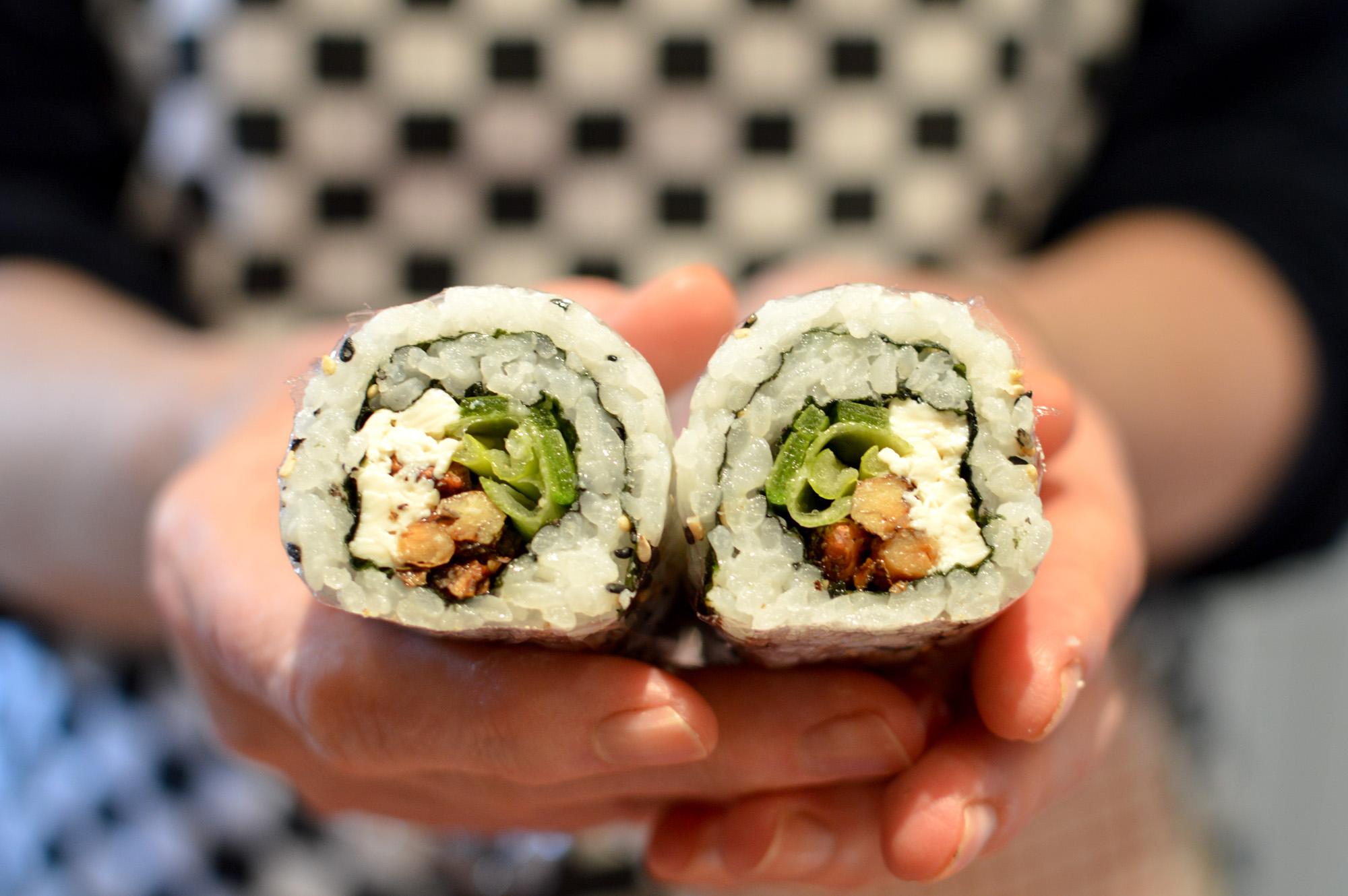 Making sushi with kids - Sushi Sisters Sligo - Saucepan Kids