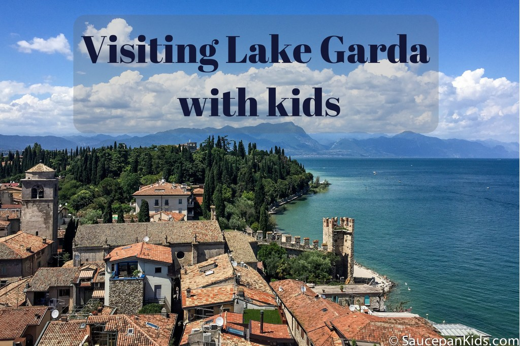 Slip away with the family to Sirmione, Lake Garda