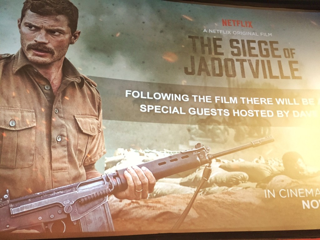 'The Siege of Jadotville' review – Netflix