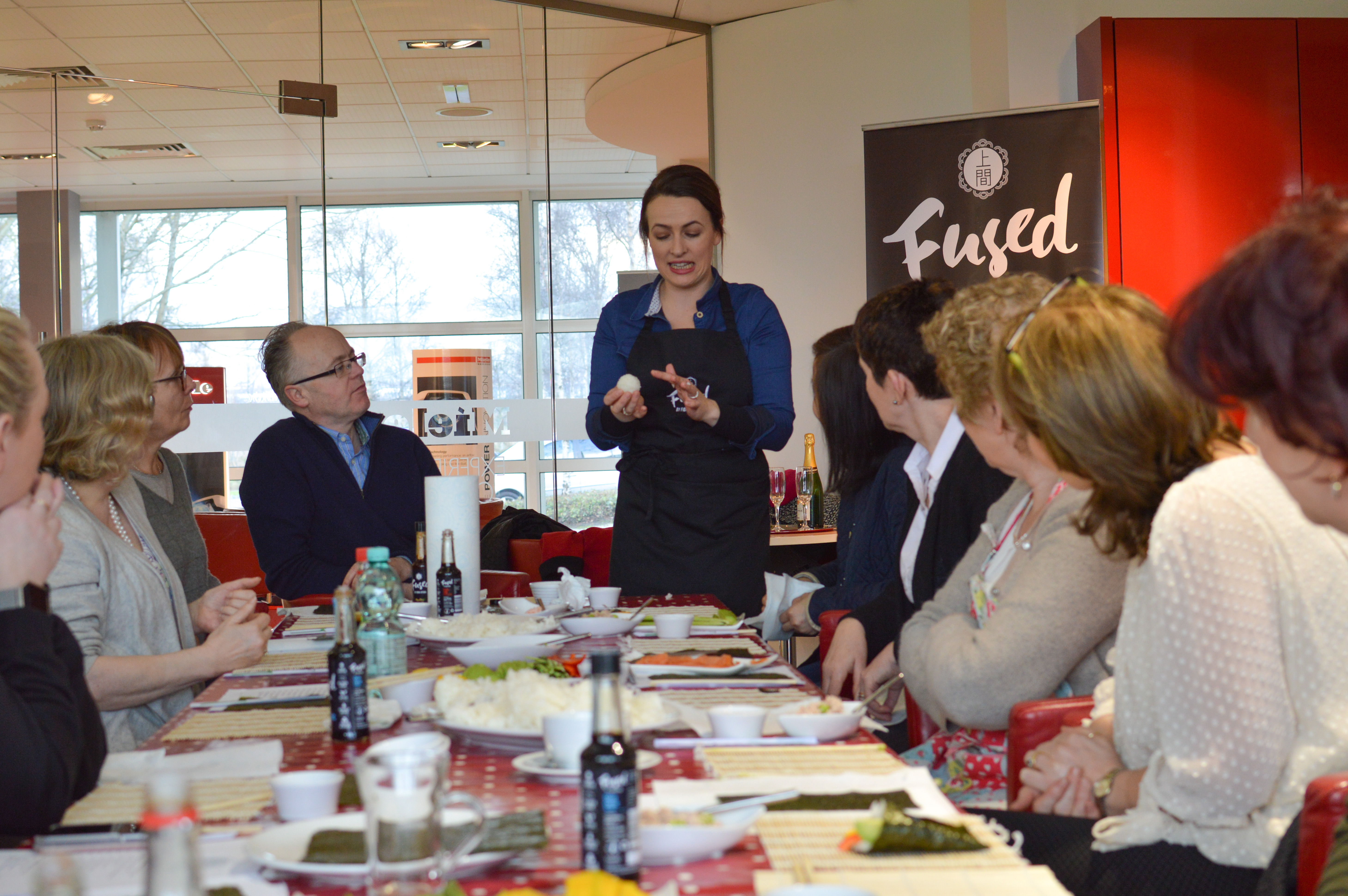 Japanese Hands-On Cooking Class with Fiona Uyema - Review