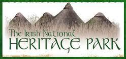 Irish National Heritage Park logo