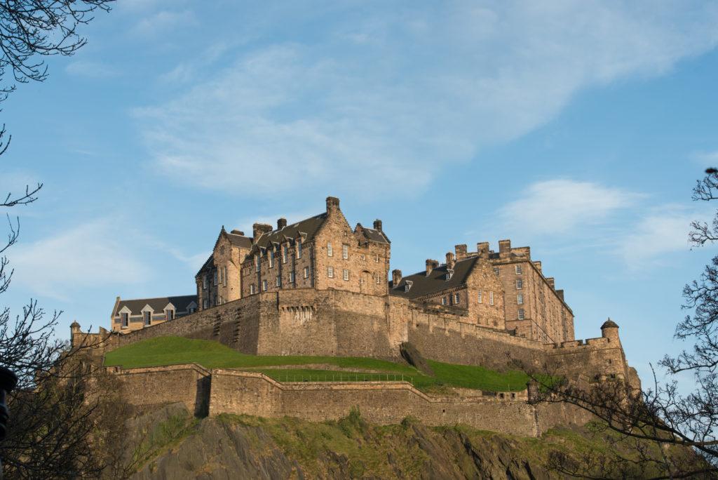 A Family City Break in Edinburgh