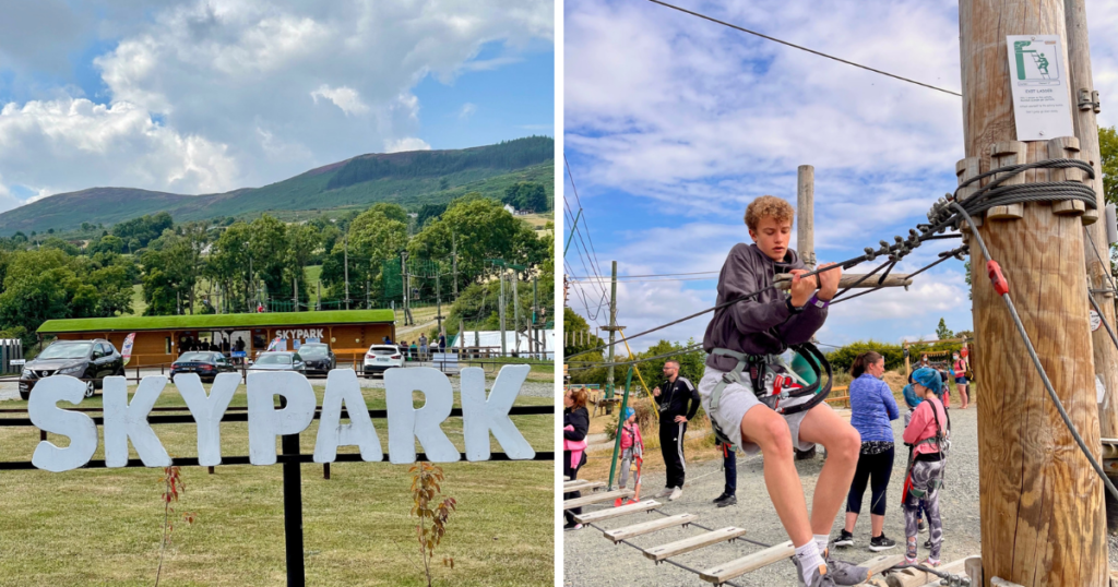 Saucepan Kids visit and review Fairways Hotel INua Collection - Top family friendly hotels in Ireland - Top things to do with teens in Ireland - Carlingford Skypark