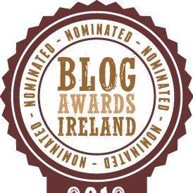 Saucepan Kids nominated for Blog Awards Ireland 2012!!