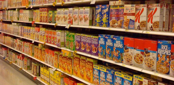 how bad breakfast cereals
