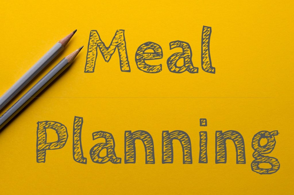 Planning – saves money and time