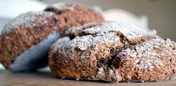 wholemeal brown soda bread recipe