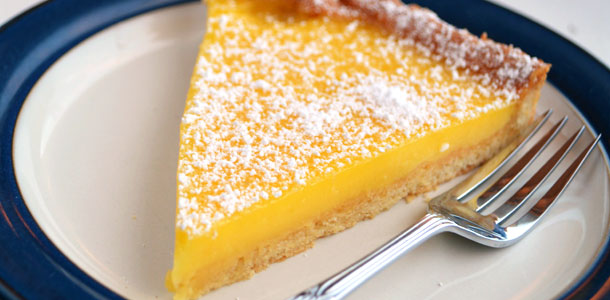 river cottage to core lemon tart