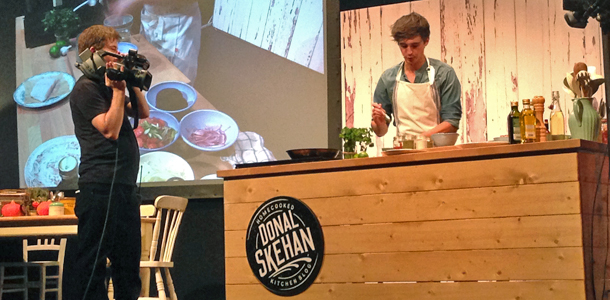 Donal Skehan - Home Cooked Tour - Review by SaucepanKids