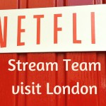 Stream Team Visit London