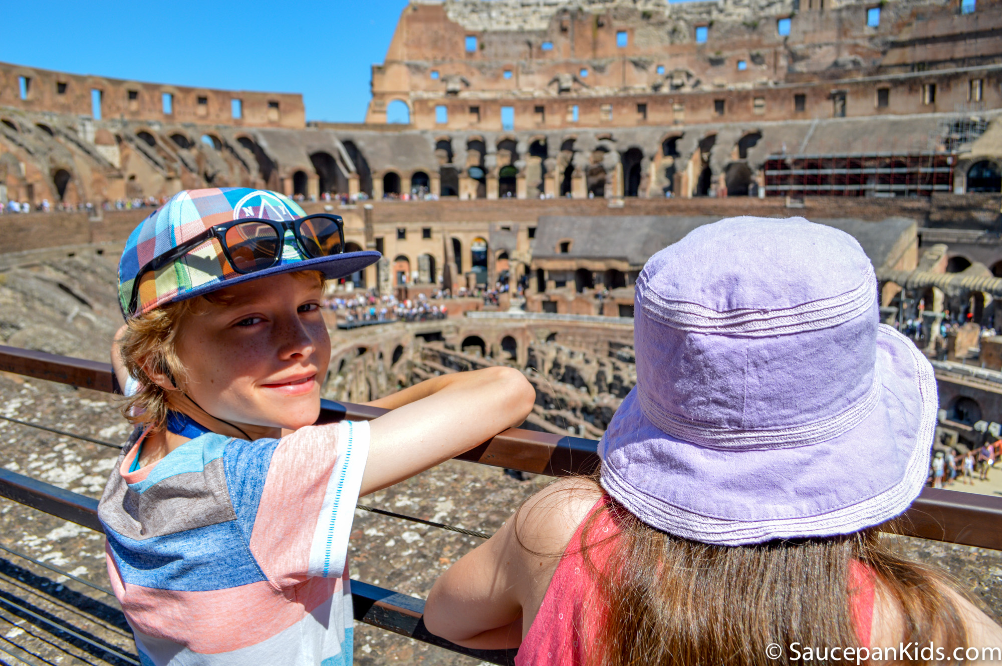 colosseum tour city wonders review
