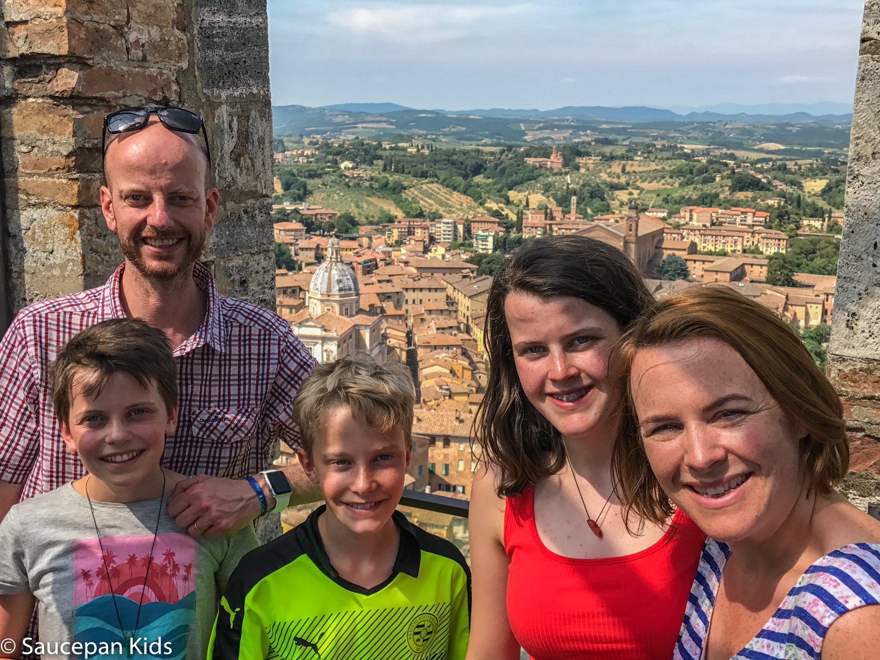 Family Days Out In Tuscany Italy