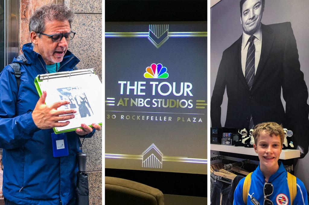 TV & Manhattan Movie Locations Tour with NBC Studio Tour Review – Take Walks NYC