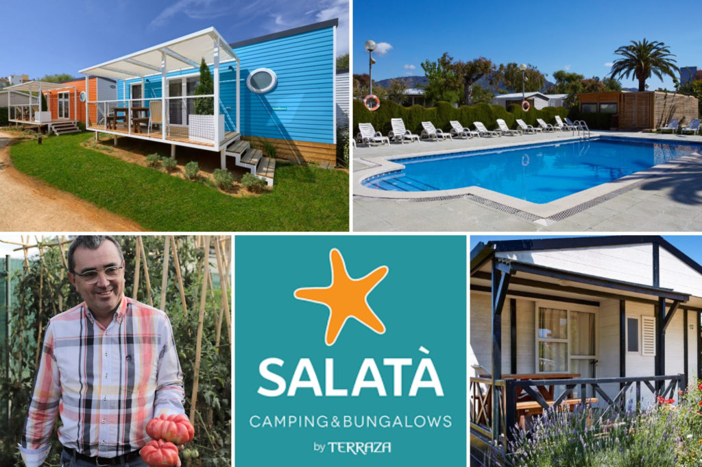 Saucepan Kids visit Costa Brava in Catalonia Spain - family friendly campsites in Spain - top things to do with kids in Catalonia - Camping Salata review