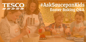 Saucepan Kids Q&A session in association with Tesco Ireland