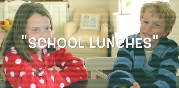 School lunches – In Conversation