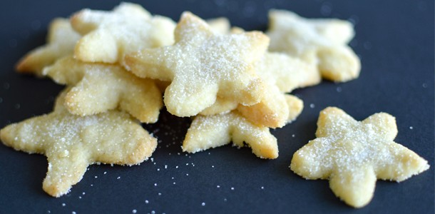 Simple Shortbread Biscuits Saucepan Kids