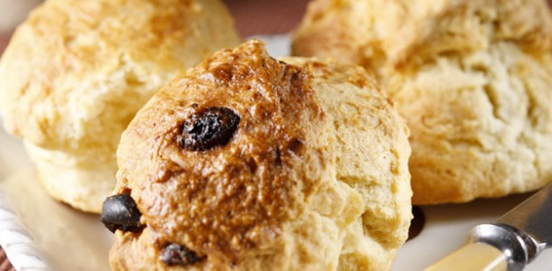 Baking Scones Recipe