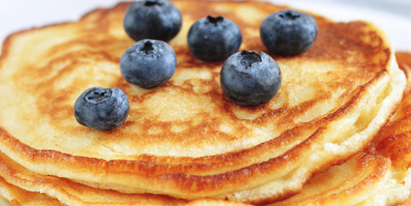 Pancakes for pancake Tuesday