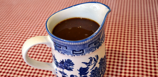 real gravy no bisto recipe