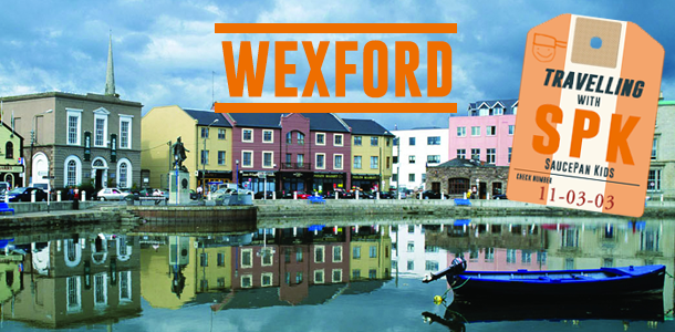 Where to eat in Wexford with the family