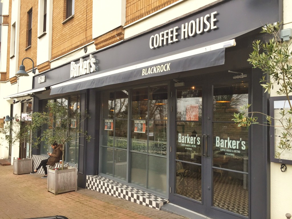 Barker's of Blackrock, Dublin Restaurant Review