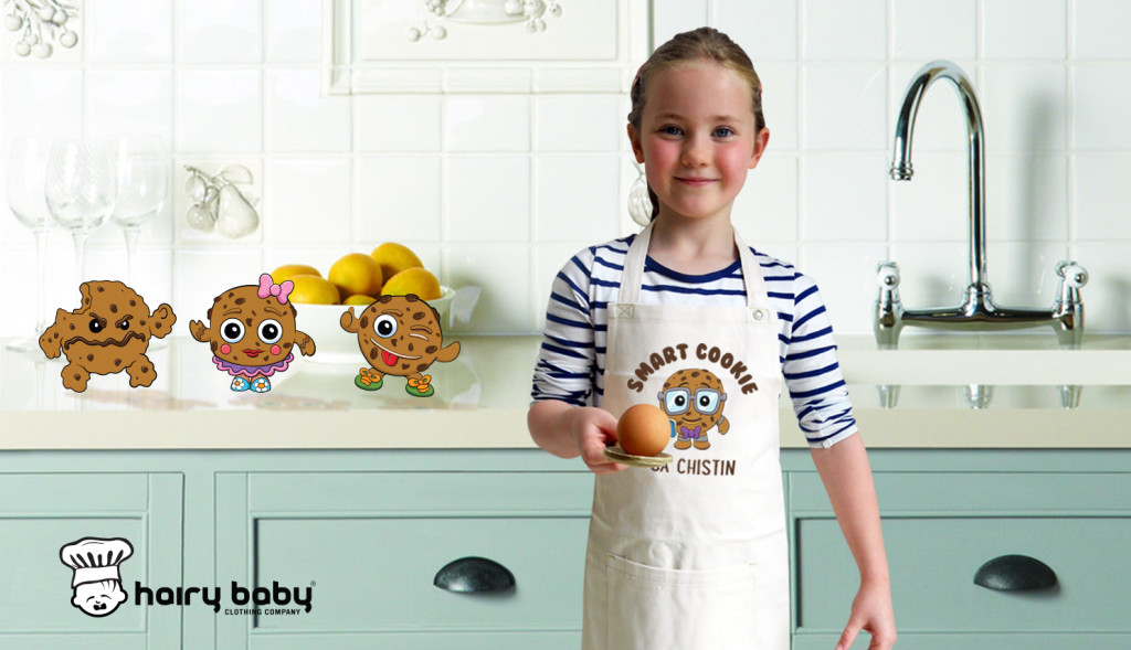 Competition and Review : Hairy Baby Organic Kids' Aprons