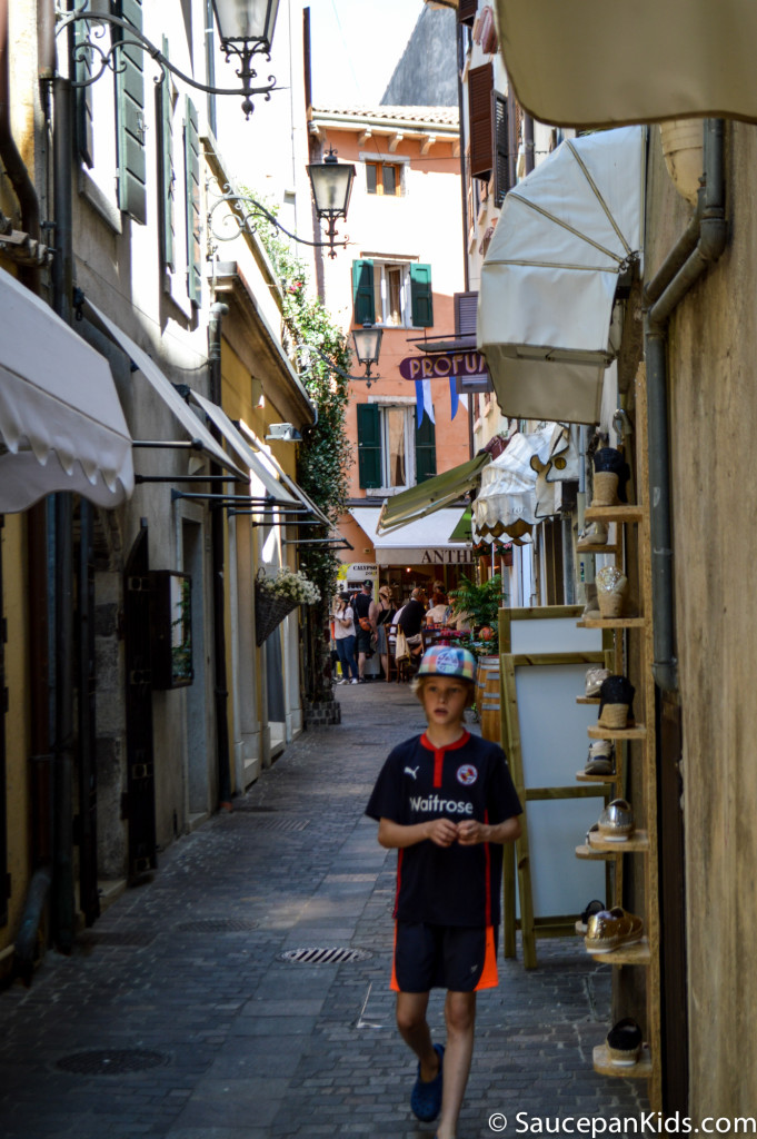 Visiting Garda in Lake Garda - things to do with kids in Lake Garda