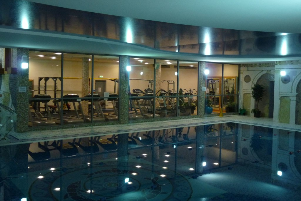 Gym and Swimming pool at Avena Leisure Centre Sligo Family Friendly things to do in Sligo Saucepan Kids