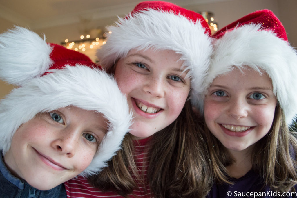 How kids can help with food at Christmas - Saucepan Kids