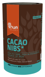 Saucepan Kids try out Nua Naturals Cocoa Nibs