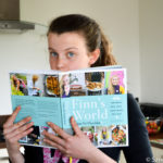 Girls Cook Dinner using Finn Ní Fhaoláin's New Cookbook – Review and Giveaway