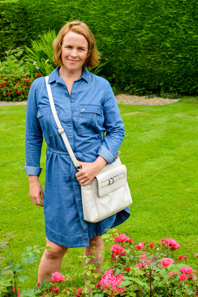 Marks and Spencer denim dress