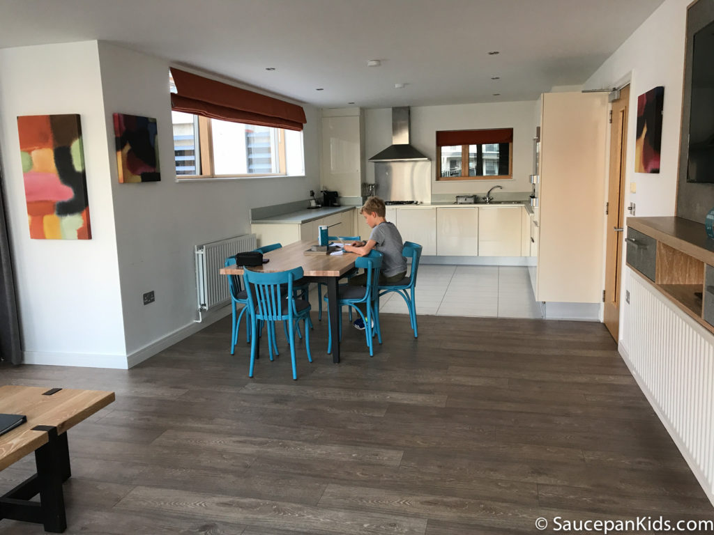 Saucepan Kids review Talbot Suites at Stonebridge in Wexford