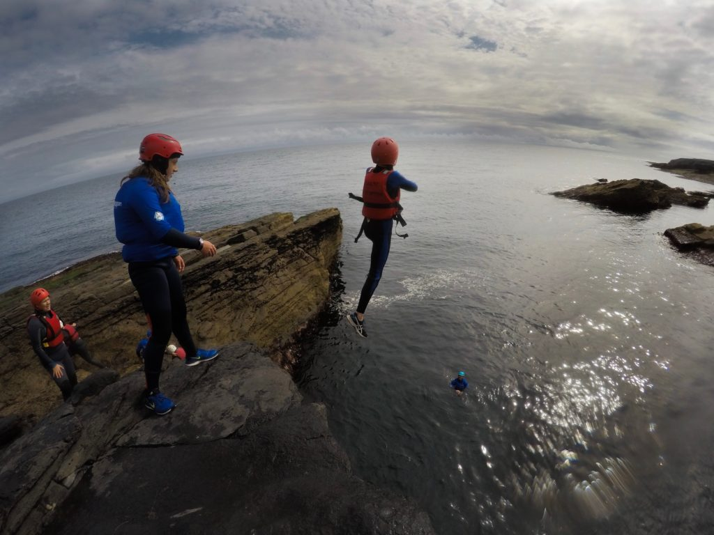 Coasteering in Wexford – Review