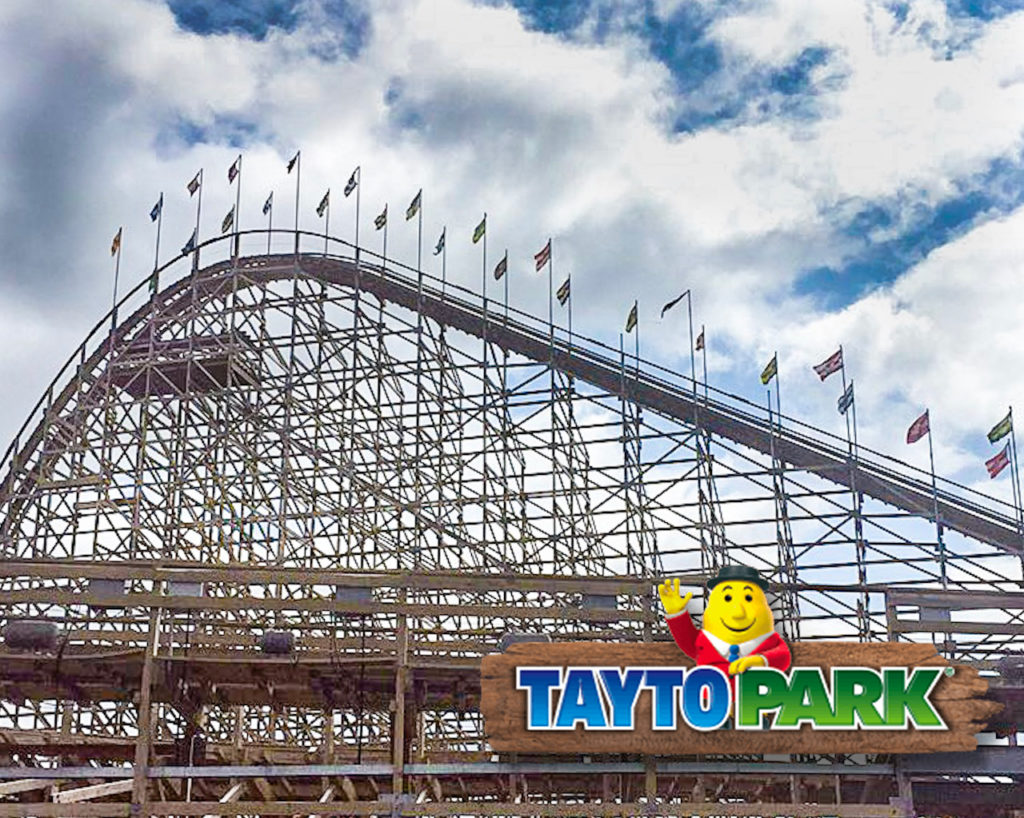 Family Day Out At Tayto Park – A Review
