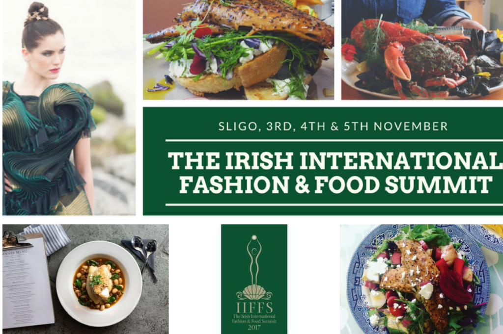 International Fashion and Food Summit comes to Sligo