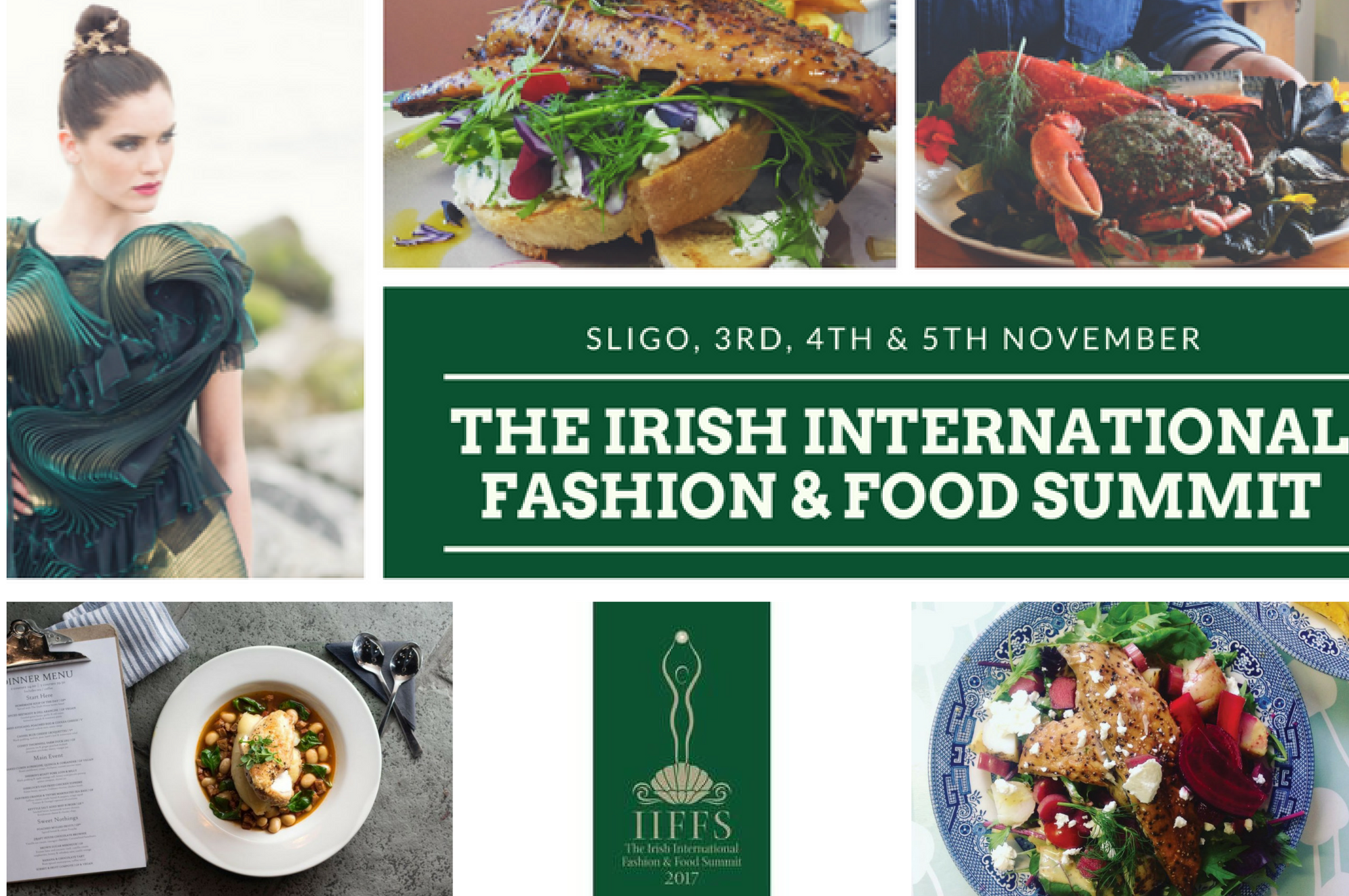 International Fashion and Food Summit comes to Sligo - Saucepan Kids