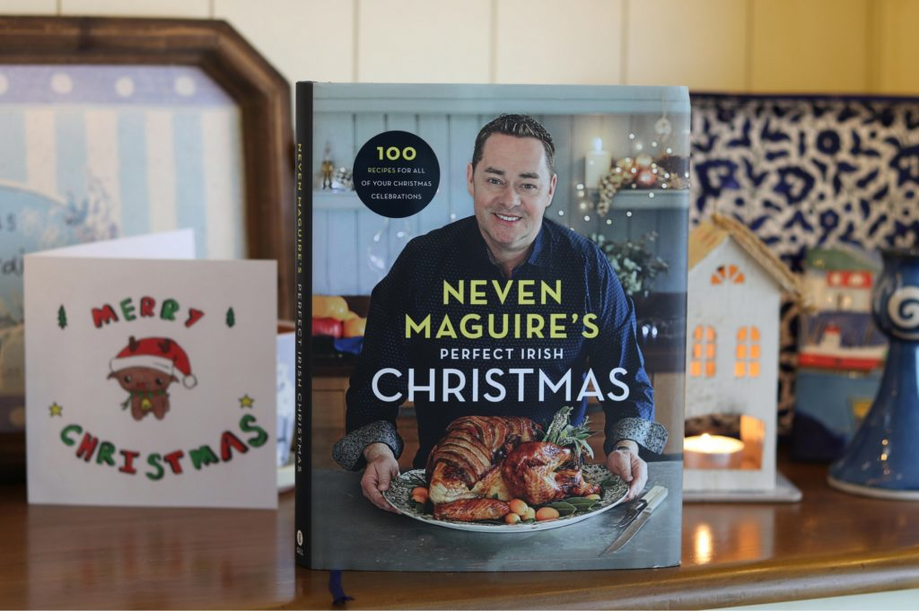 Neven Maguire's Perfect Irish Christmas Cookbook – Review and Giveaway
