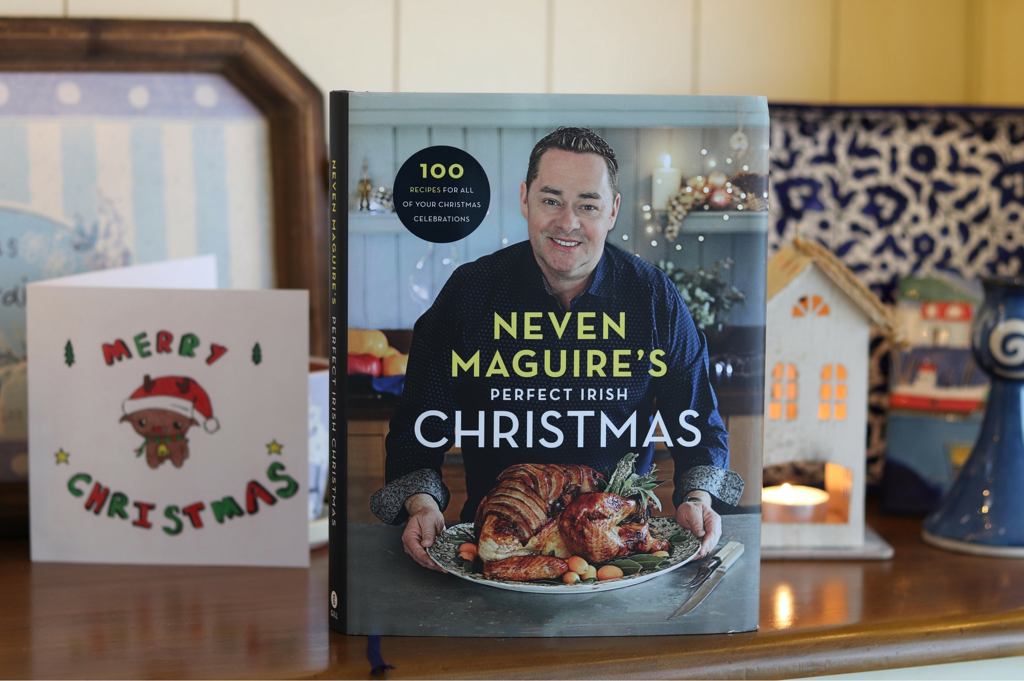 Saucepan Kids reviews Neven Maguire's Perfect Irish Christmas and Giveaway
