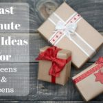 Last minute tween & teen Christmas gift ideas