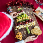 Dubliner Christmas Tree Cheese Board – ad