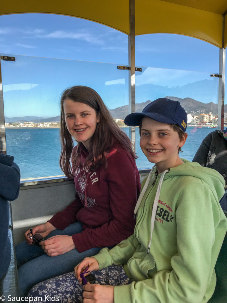 thing-to-Family Friendly things to do in Costa Brava with Saucepan Kids - Catalonia - Spain - A family trip on the Roses Express to see the Cap de Creus nature park